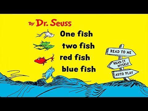 63 Best Dr Seuss Images On Pinterest Dr Suess Red Fish