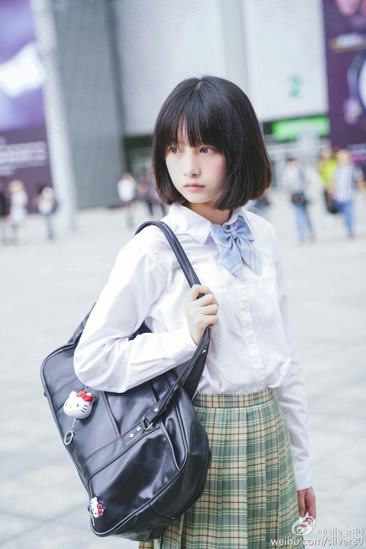 Japan paock girls — pic 4