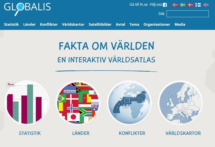 Tülays IKT-sida: Bästa webbsidorna för kartor