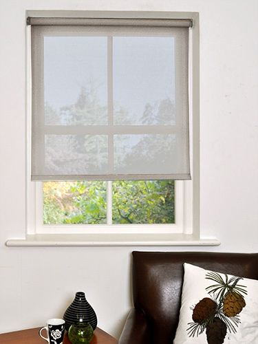 Vista Java Magic Screen Roller Blind from Blinds 2go