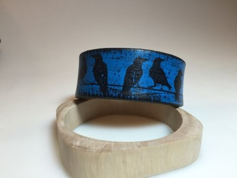 Recycled leather belts are repurposed into cool unisex Repurposed leather belts