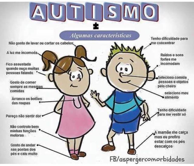 Como identificar sinais de autismo   Mamãe Plugada