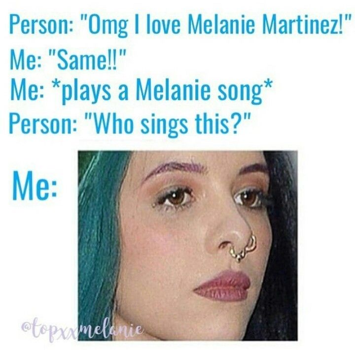 Fake Melanie Fans HATE THEM!!!!!