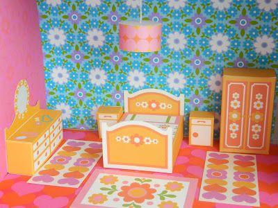 Handmade by alice apple: new diy printable - dream bedroom!