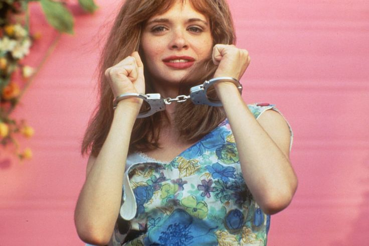 """Adrienne Shelly as Dannie in """"Hold Me, Thrill Me, Kiss Me"""""""