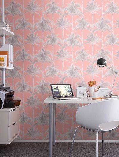 Miami Wallpaper - Wallpaperdirect.com - $36.99 - domino.com