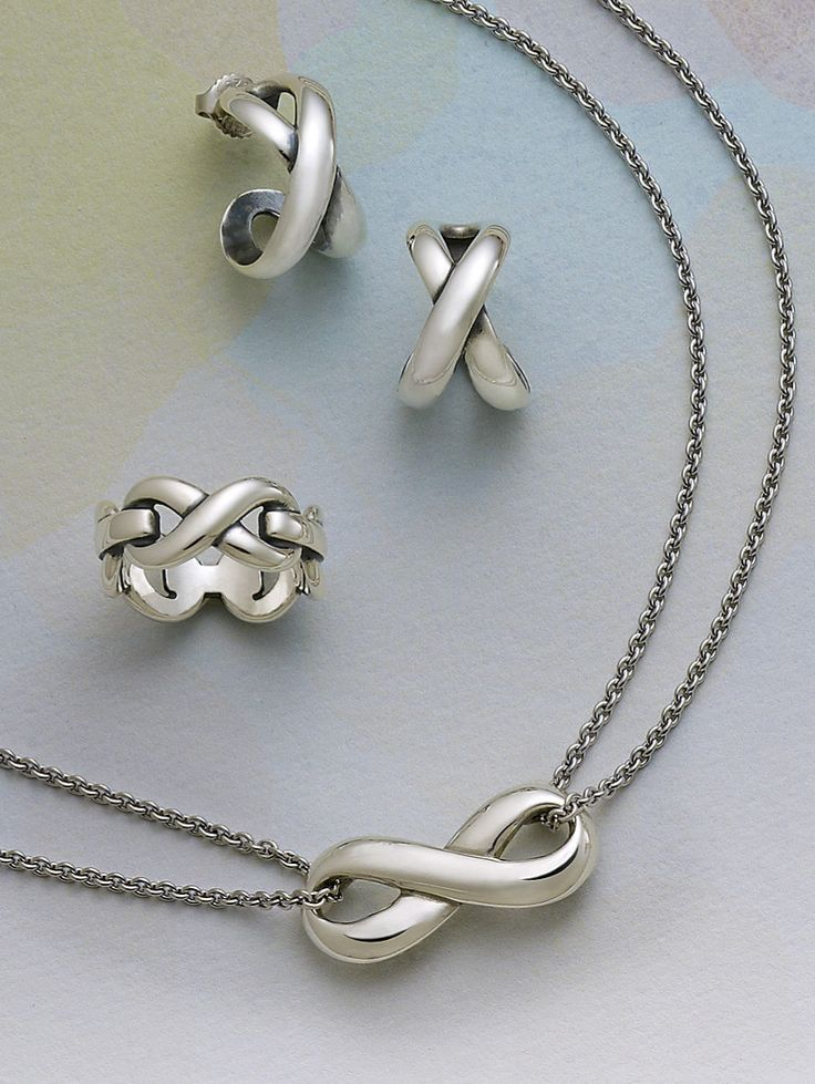 I want the ring. Infinity Collection from James Avery Jewelry #jamesavery