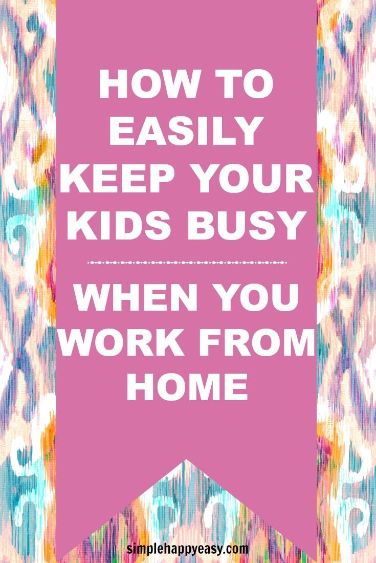 5 Ways Successful Entrepreneur Parents Get More Done. Working at home with kids means having to pay extra special attention to your schedule and time management. Whether your work at home job is a side hustle to make extra income or it is a full-time busi
