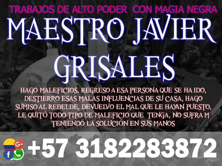 MAGIA NEGRA DE ALTO PODER EN NEW YORK CON EL MAESTRO JAVIER GRISALES. CONSULTAME YA! +573182283 New York City - Clasiesotericos USA