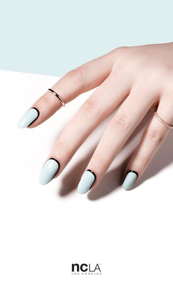 Pastel Nails 35 Creative Nail Art Designs