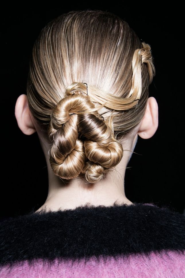 Прически Недели моды в Милане, применимые к жизни | Красота | Тенденции | VOGUE