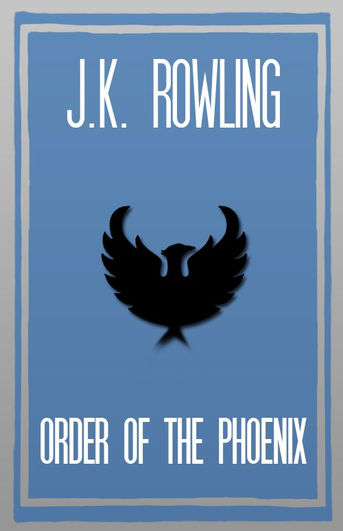 If the HP book covers were redesigned to look like her new book.