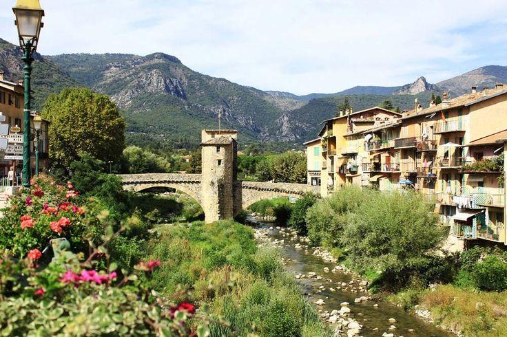 Sospel Village, France