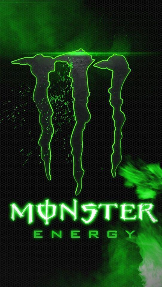 Monster Energy!