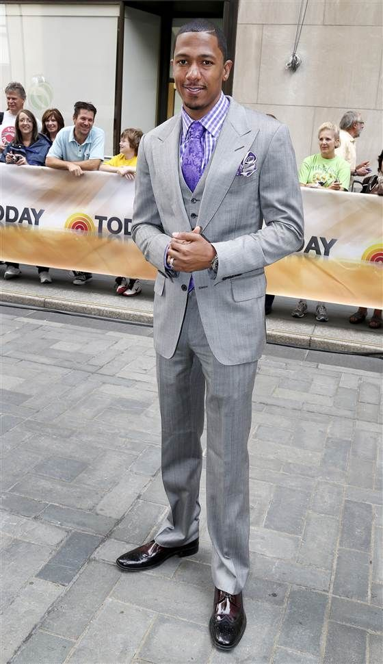 Nick Cannon Tuesday, May 28, 2013, in New York, N.Y. (Rebecca Davis / TODAY)
