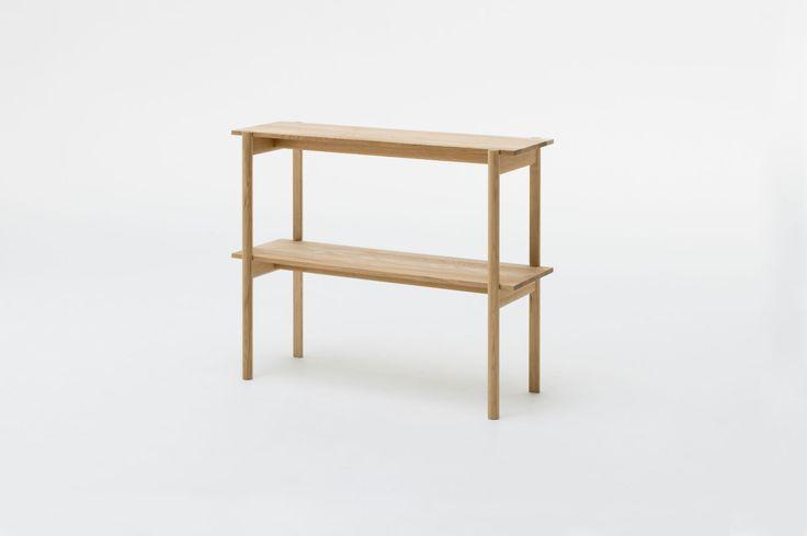 Castor Shelf by Big-Game for Karimoku New Standard. Available from Stylecraft.com.au