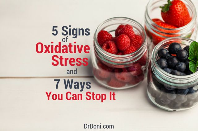 "As we head into Breast Cancer Awareness Month, Dr Doni highlights one of our best strategies for preventing cancer—preventing oxidative stress. The term ""oxidative stress"" is mentioned all the time in the realm of science and nutrition, but it is not often clear what it means for your health. In fact research indicates that oxidative stress is [...]"