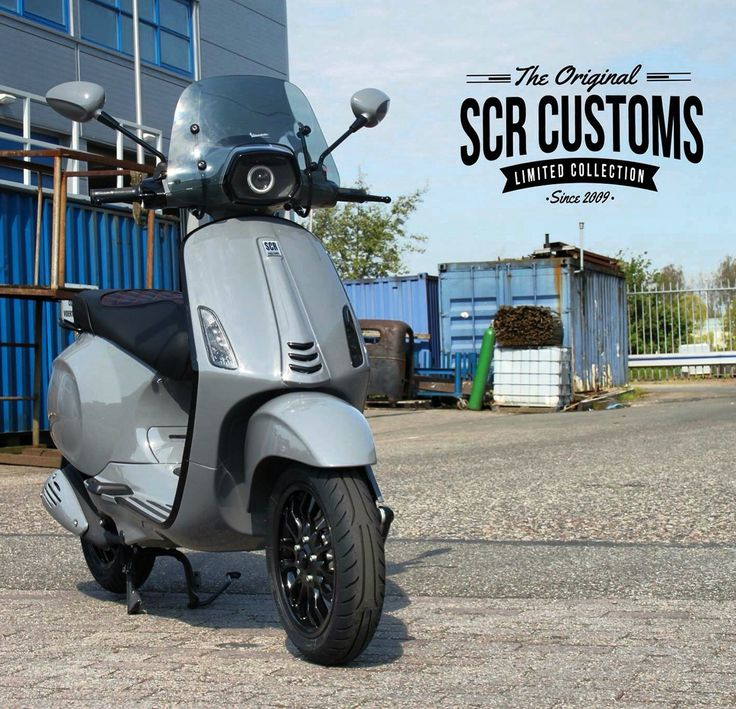 Vespa Sprint RS3 More