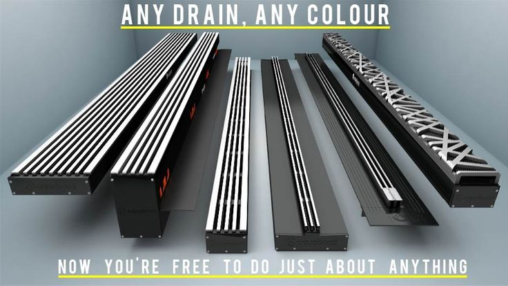 Narrow Channel Drain Google Search House Drainage