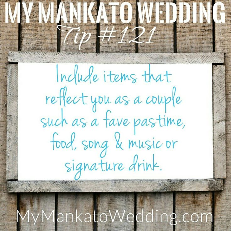 my mankato wedding tip 121 wedding planning tips and advice