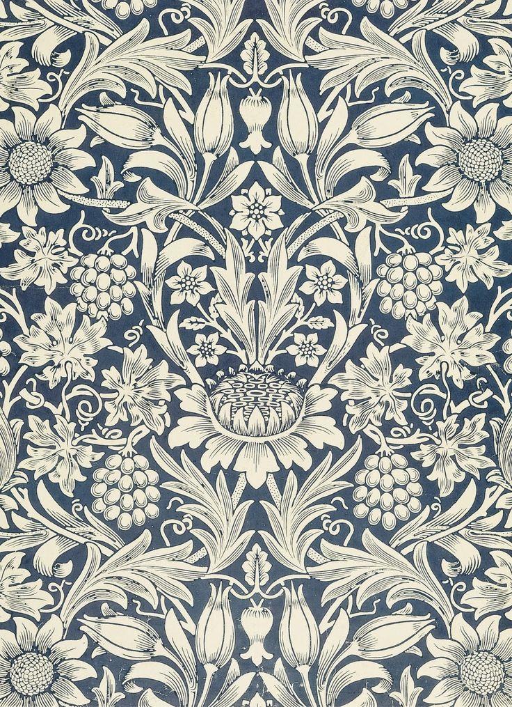 William Morris •                                                                                                                                                      More