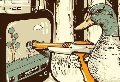 duck hunt revenges