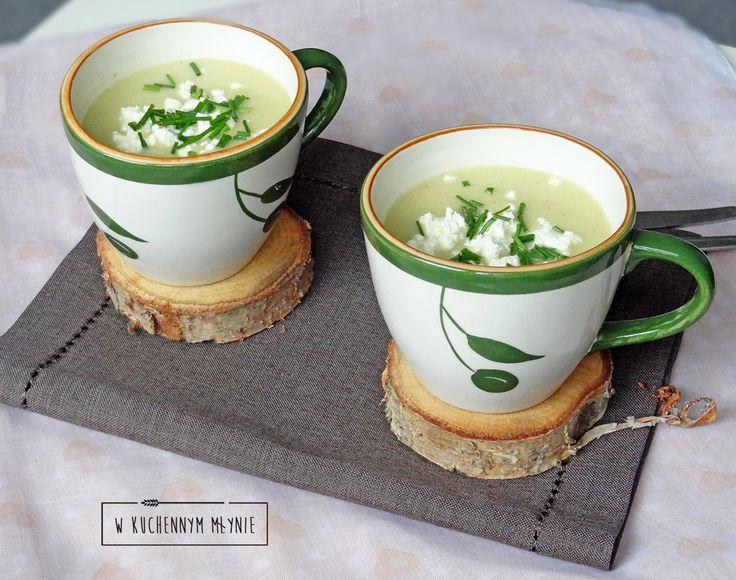Zupa selerowo- porowa