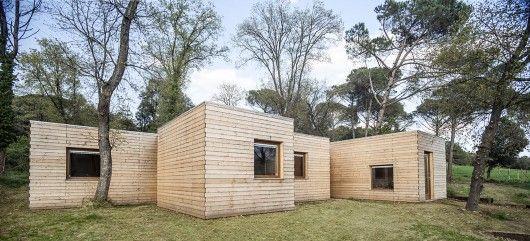 GG Bioclimatic House / Alventosa Morell Arquitectes © Adrià Goula