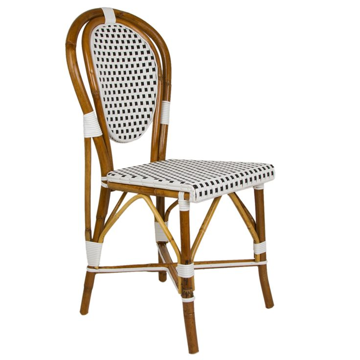 Best 25 french bistro chairs ideas on pinterest - Cane bistro chairs ...