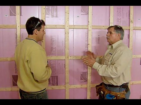 ▶ How to Insulate a Basement - This Old House - YouTube