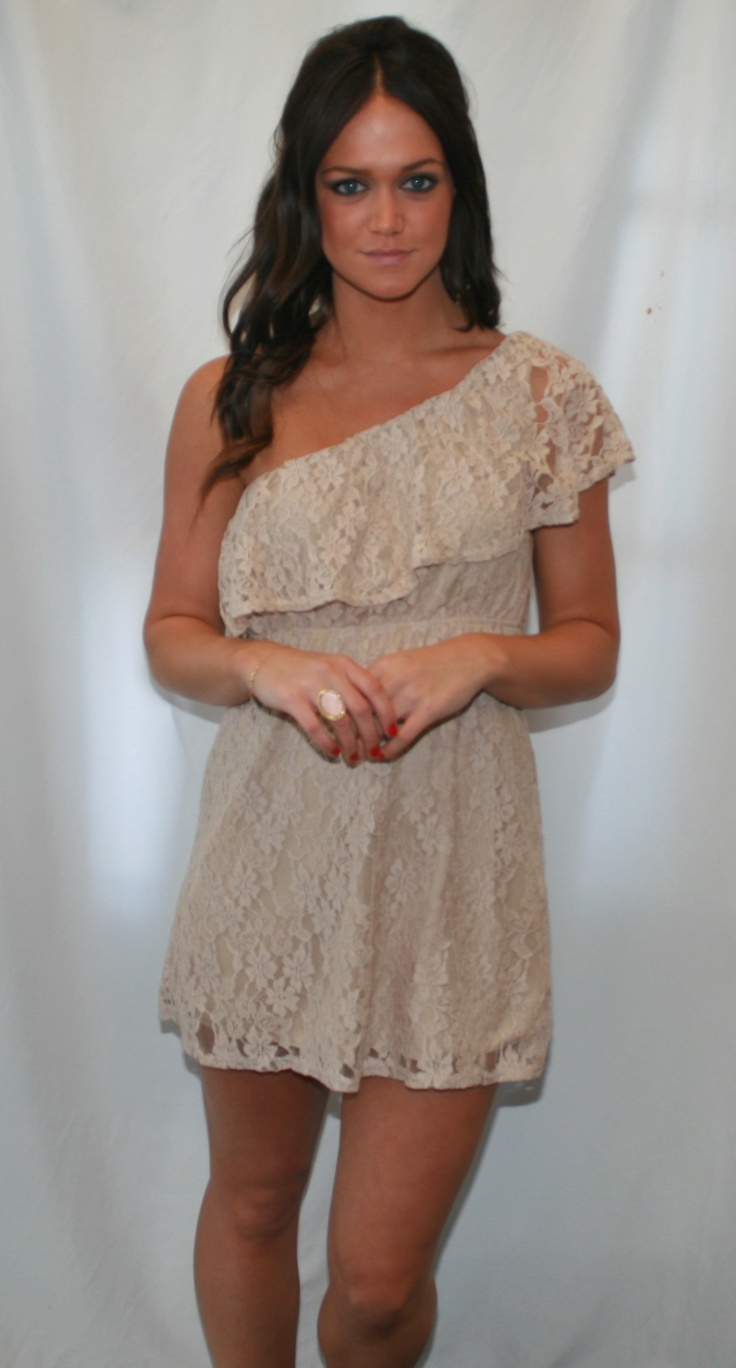 tan lace dresses wwwimgkidcom the image kid has it