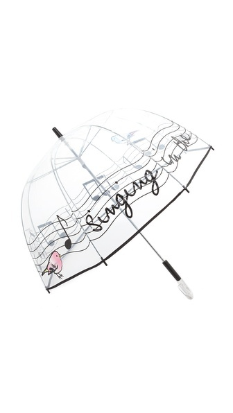 Felix Rey Singing in the Rain Umbrella-I had a clear raincoat, in 5th grade, that had Singing in the Rain on it..Mother ordered it from Neimans.  She saw the ad in The Dallas Morning News....memories.