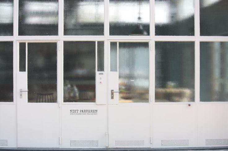 Caballero Fabriek The Haque // homebase