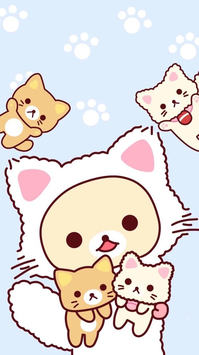 Pin By Carina On Rilakkuma Cute Panda Wallpaper Kawaii Wallpaper Rilakkuma Wallpaper