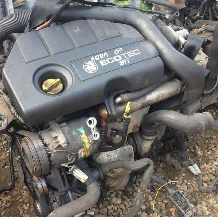 Vauxhall  Opel Astra  1 7 Cdti  Z17 Dth  16v  2007  Engine  For Sale In Vehicle Parts