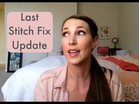 ▶ StitchFix Update - #YouTube