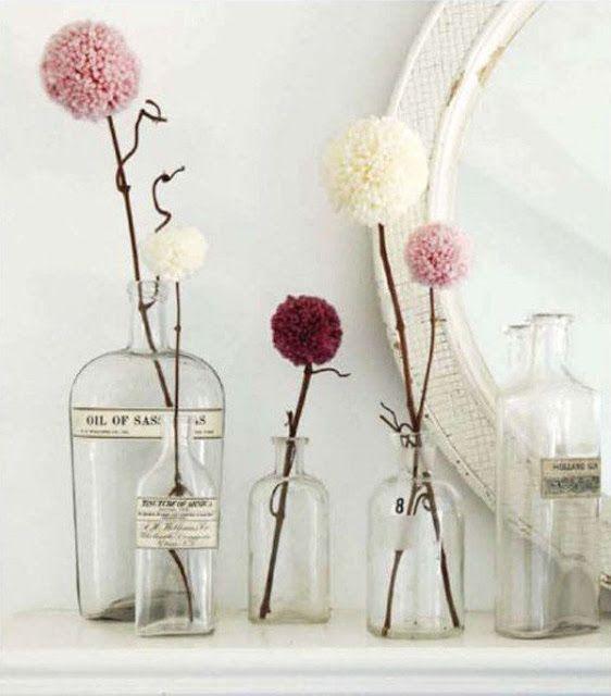 DIY Ιδέες με Μπουκάλια Κρασιού