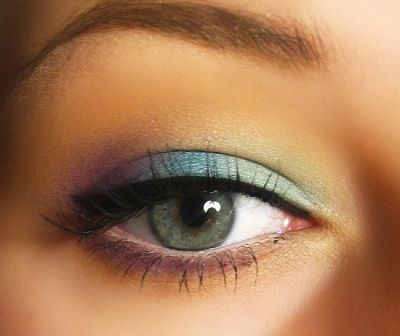 ocean eye makeup  makeup kit  pinterest  beautiful