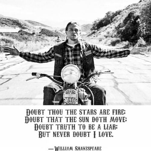 sons of anarchy quotes tumblr - Google Search