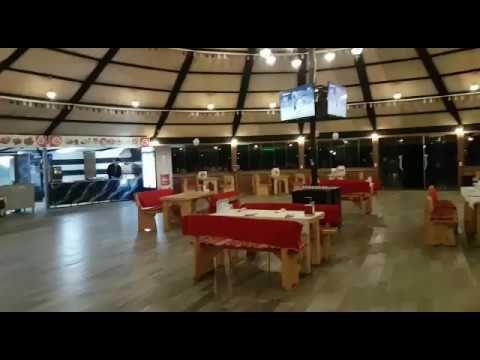 Oba Kıl Çadır Cafe  Restoran - Kıl Çadır Kafe Restoran Kurulum Montaj Ob...