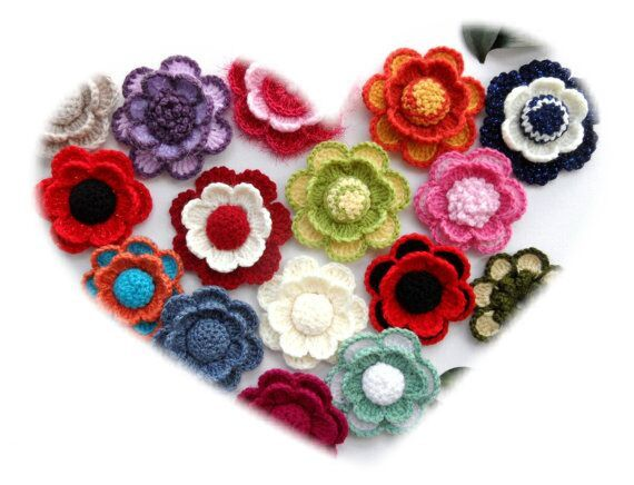 Beautiful Heart Treasury full of giftables! Colorful Valentines day... by Veronica Mormone on Etsy