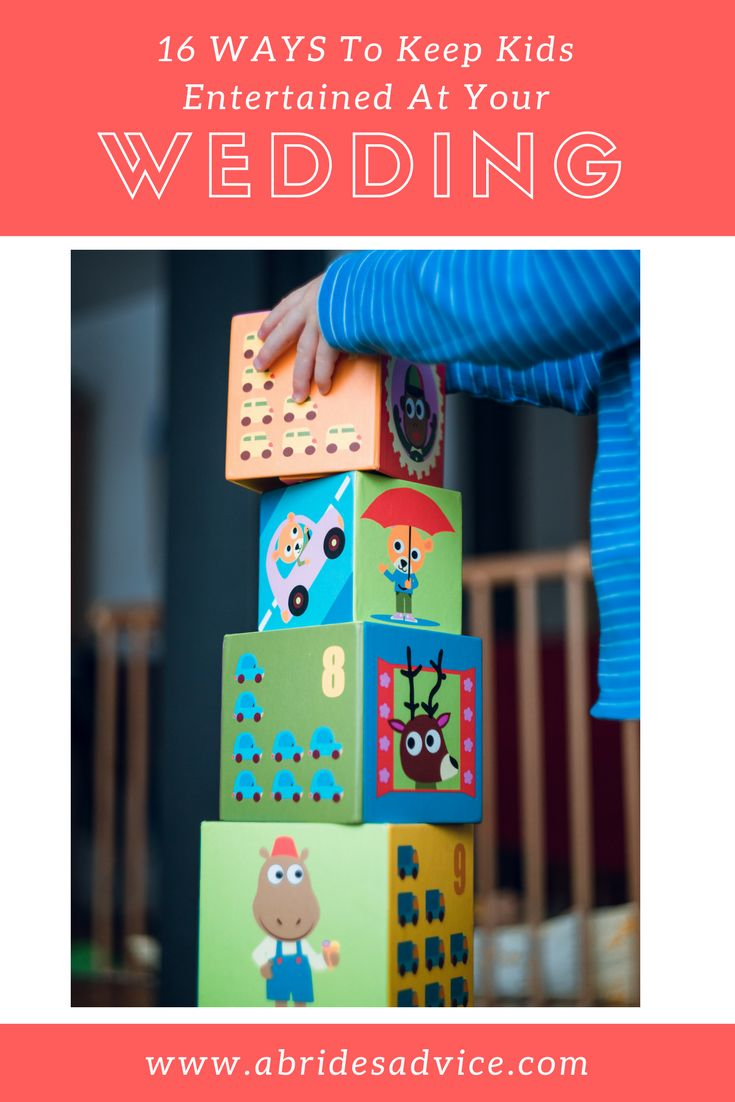 Kids Entertainment Wedding | Children's Activities Wedding | Wedding Kids Table | Unique Ways to Entertain Kids Wedding
