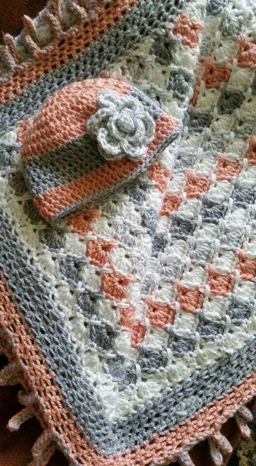 339 besten Crochet baby afghans Bilder auf Pinterest | Stricken ...