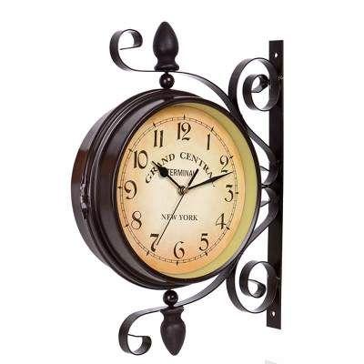 Relógio Estação Ferroviária New York Grand Central Retrô - R$ 298,00