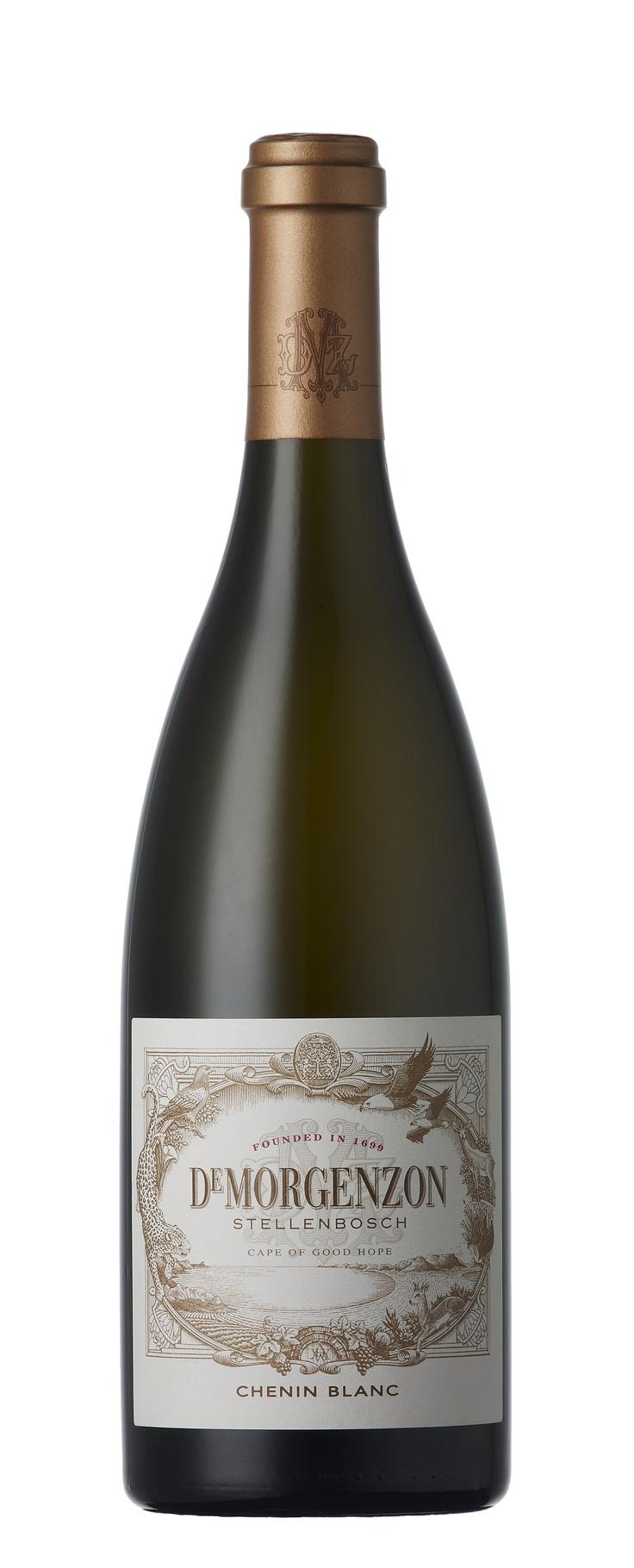 2005 De Morgenzon Chenin Blanc ex-Nederburg Auction ... best aged white I've tasted from South Africa (so far)