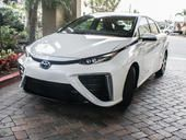 At CES 2015, Toyota announced it would make 5,680 patents related to fuel cell drive systems available as a means to help other automakers build fuel cell cars.