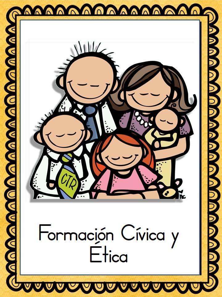 Portadas De Formacion Civica Y Etica Para Colorear Imagui