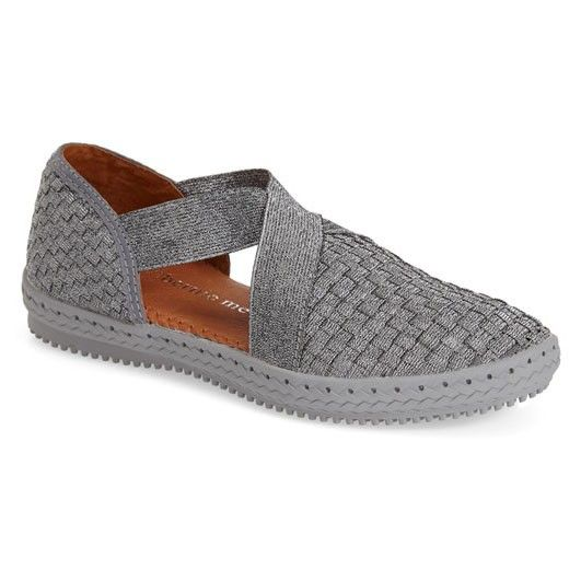 Bernie Mev Layla Pewter Shoes