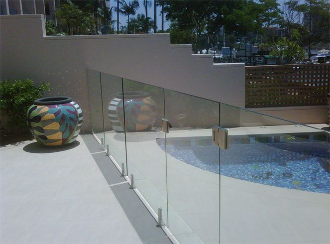 Balustrading & Pool Fencing - G.James Glass & Aluminium