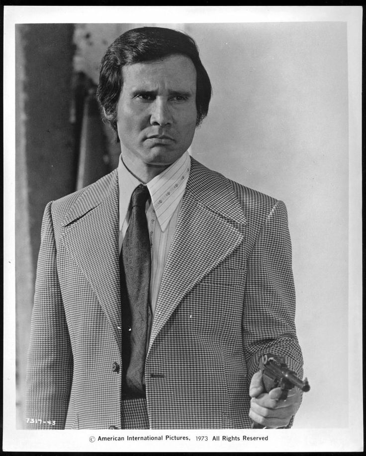 ITALIAN CONNECTION - 1973 - Original 8x10 Glossy Still - Great of HENRY SILVA